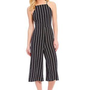 GB striped jumpsuit
